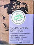 The Aust. Natural Soap Co Solid Shampoo Bar for Dry Hair 100 g, 100 g