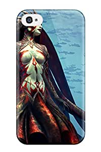 Imogen E. Seager's Shop New Mistress Of The Kraken Tpu Case Cover, Anti-scratch Phone Case For Iphone 4/4s