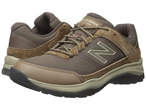 まとめる体系的に風邪をひく(ニューバランス) New Balance レディースウォーキングシューズ?靴 WW669v1 Brown/Horizon 7 (24cm) B - Medium
