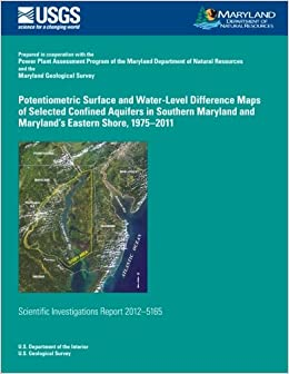 Potentiometric Surface and Water-Level Difference Maps of Selected ...