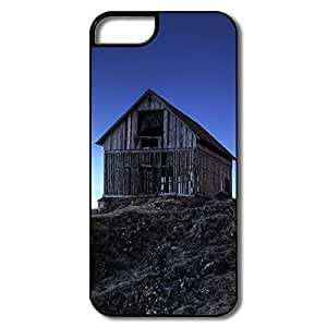 Custom Uncommon Bumper Case Old Fishing Shed IPhone 5/5s Case For Birthday Gift