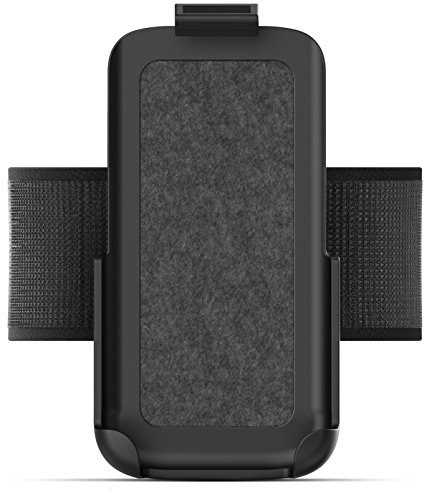 Armband for Lifeproof Fre Case iPhone X - Encased (Non Slip) Fully Adjustable Lightweight Gym Sports Band, Fits all arm sizes XS-XXL (case not included) by Encased (Image #1)