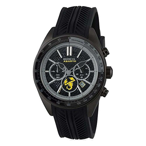 BREIL Watch Abarth Male Chronograph Black - TW1694