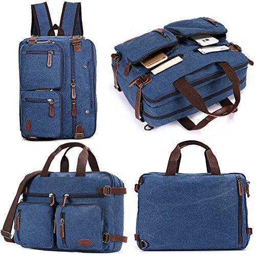 Multifunction Briefcase Messenger Versatile Backpack product image