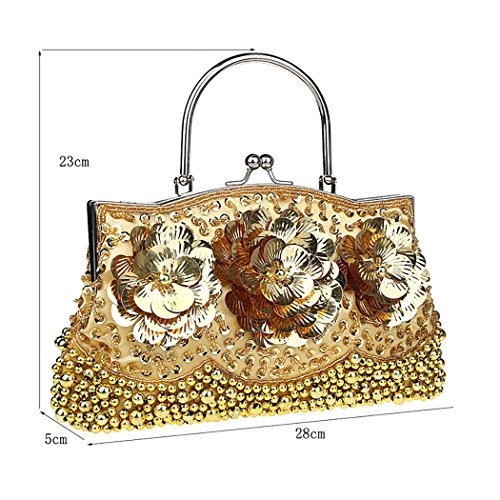AYOZEN, Borsa a spalla donna X-Gold