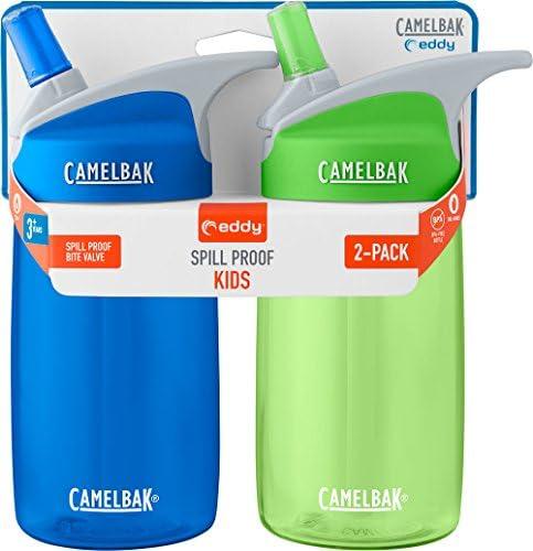 Camelbak Eddy Kid/'s BPA-Free Bottle 12oz DC/'d - Winter Unicorns .4L