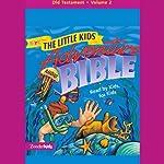 NIrV The Little Kids' Adventure Audio Bible: Old Testament, Volume 2 | NIrV Little Kids' Adventure Bible