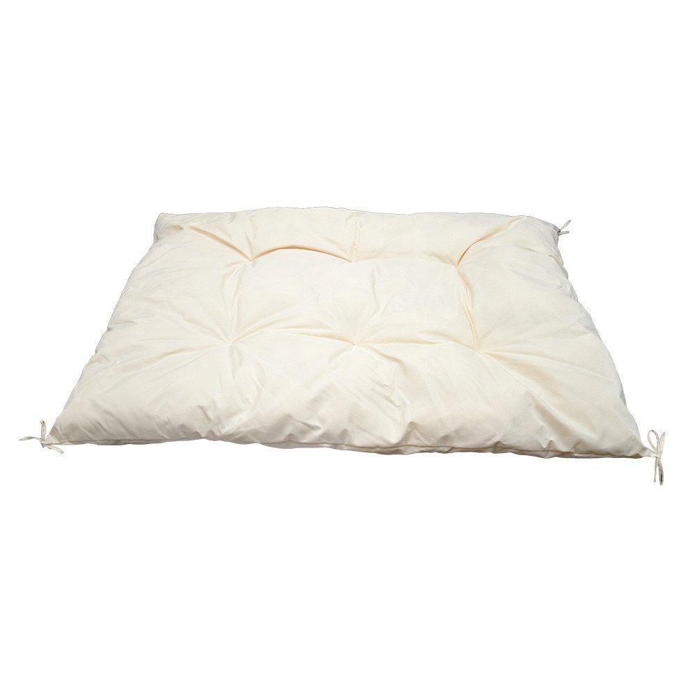 PROLINEMAX 74'' x 46'' LIGHT KHAKI Hammock Pillow Sun Lounge Chaises SunBed Cushion Pad by PROLINEMAX