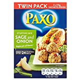 Paxo Sage & Onion Stuffing (340g) - Pack of 6