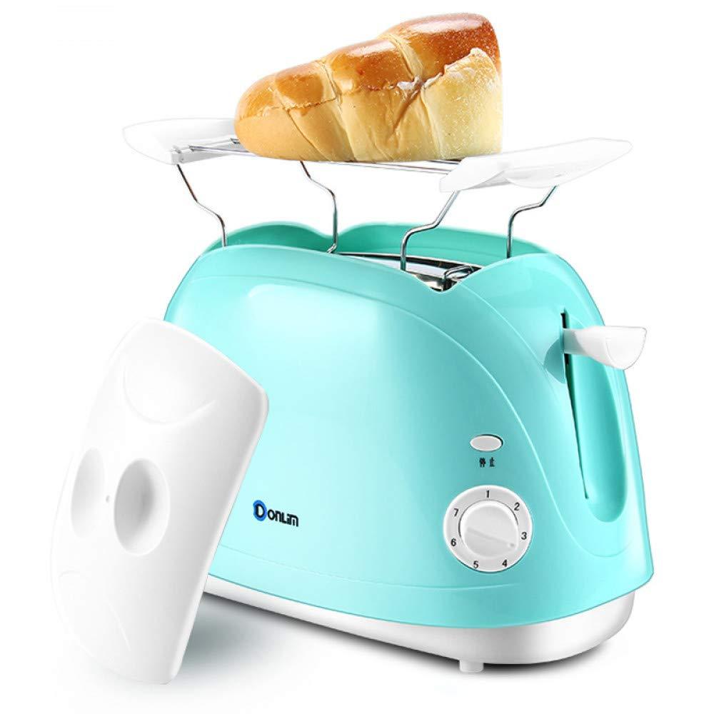 FUHUANGYB El Horno De La Cocina De La Tostadora De 750W Inteligente Que Cuece Al Panadero con La Parrilla Desayuna El Pan De La Calefacción 7 Engranaje ...
