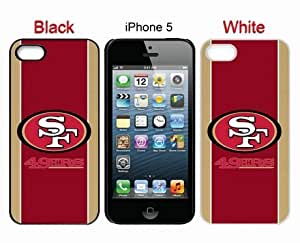 Diy Iphone 5 Case Iphone 5s Cases NFL San Francisco 49ers 10 Free Shipping by runtopwell