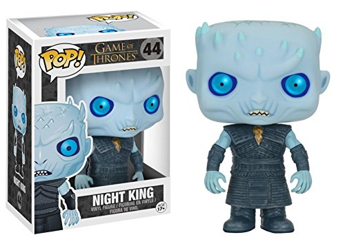 Game of Thrones - Night King POP TV Figure Toy 3 x 4in (Game Of Thrones King)