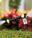EZ Jet Water Cannon Sprayer 8-Nozzle Pressure Cleaning Multi-Function Spray Gun