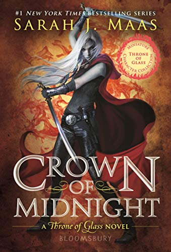 - Crown of Midnight (Miniature Character Collection) (Throne of Glass)