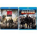 Red Dawn 1984 & Red Dawn 2012 Blu ray + Digital HD + DVD - Double Feature Blu ray