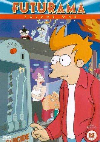 Futurama: Season 1 [DVD] B01M8PMZOQ