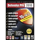 Bling Software Defender Pro 2010 15 in 1 [Old Version]