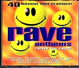 Rave Anthems - 40 Massive Rave Classics! Relive The Rave! [Double CD] by Various