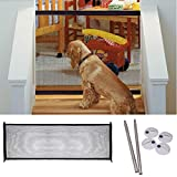 Magic Gate Portable Folding Safe Guard Install Anywhere Pet Safety Enclosure
