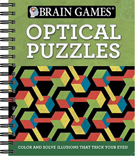 (Brain Games - Optical Puzzles)