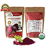 Beetroot Powder Organic 100% Natural Supplement 2oz by Royal Life Essentials | Beet Juice Powder, Glutamine, Vitamins C, A & B6 | Beets Antioxidants & Anti-Inflammatory for Immune Support