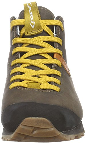 Unisex Multicolor 305 de Deporte Bellamont FG Mid Exterior Zapatillas GTX AKU Brown Adulto Yellow wxqp8RZSR