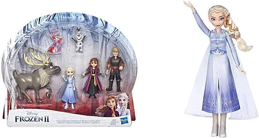 Frozen 2 - Colección Aventura Congelada (Hasbro E5497EU4): Amazon ...