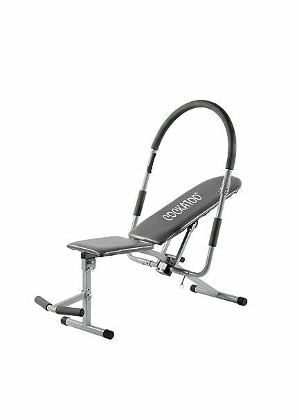 Cockatoo Adjustable Resistance 200 Degree Rotation Ab King Pro Exerciser Roller