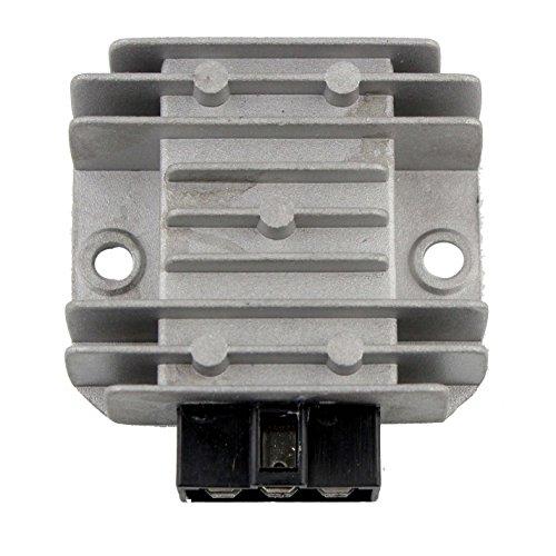 Voltage Regulator Rectifier For Kawasaki Mojave 110 Bayou 220 / 185 KL 250 KLR 250 KLX 250 1987-2005 OEM Repl.# 21066-1052