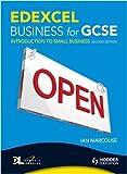 Edexcel Business for GCSE, Ian Marcouse, 0340983469