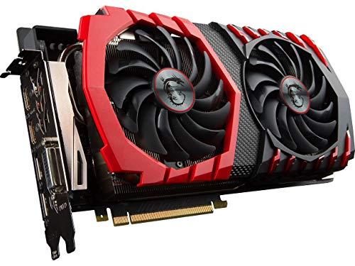 MSI GeForce GTX 1080 Ti DirectX 12 GTX 1080 Ti GAMING 11G 11GB 352-Bit GDDR5X PCI Express 3.0 x16 HDCP Ready SLI Support Video Card Model -