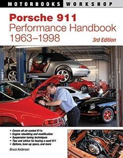 Porsche 911 engine assembly guide cole scrogham 9780557203895 porsche 911 performance handbook 1963 1998 3rd edition motorbooks workshop fandeluxe Choice Image