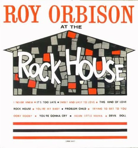 roy orbison at the rock house - 1