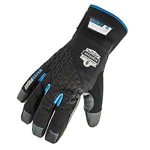 Ergodyne Proflex 817WP Insulated Thermal Waterproof Utility Glove, Medium