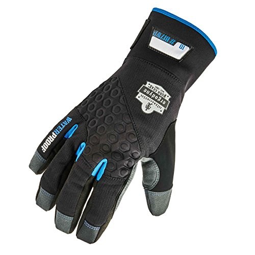 ProFlex Reinforced Thermal Waterproof Insulated Work Gloves