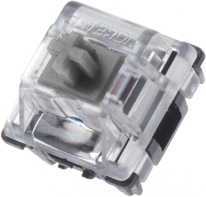 Gateron Optical Silver switch