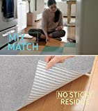 TRILUC, 12 x 12 Place and Stick Carpet Tile