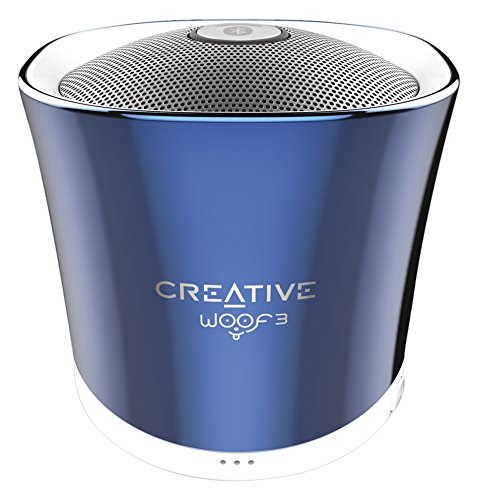 Creative Bluetooth Wireless Speaker Crystallite