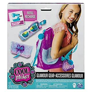 Cool Maker – Sew N' Style Glamour Gear Project Kit