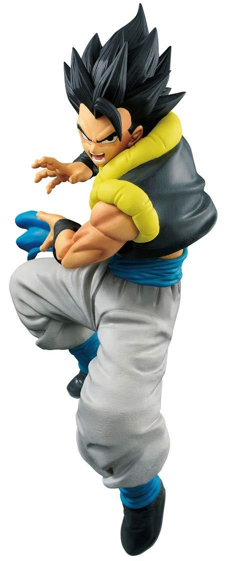 Banpresto Dragonball Super Movie Gogeta Figure Super Kamehameha! A12