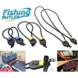 2 Pack Fishing Butler Ultimate Ties - Available in 3 sizes or Combo all 3