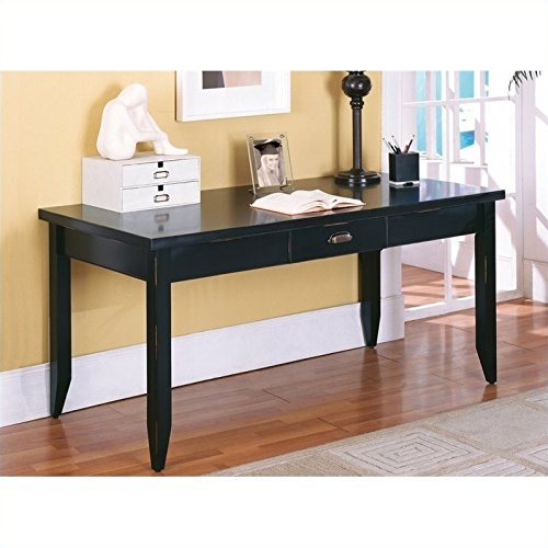 (Martin Furniture Tribeca Loft Writing Table, Black)