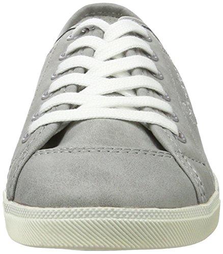 Dockers by Gerli 27ch221-610210, Sneakers Basses Femme, Gris (Hellgrau), 4 UK