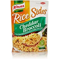 Knorr Rice Sides, Cheddar Broccoli 5.7 oz