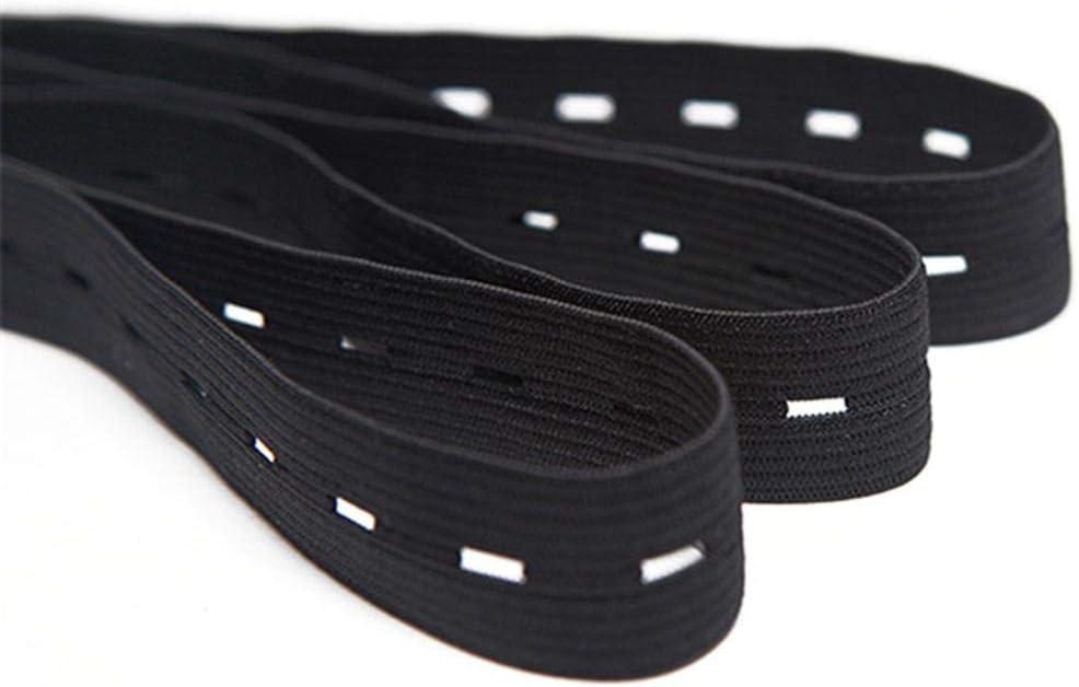 Fascia Elastica Multifunzione Cintura Elastica per Donne Incinte e Bambini Bianco Cintura Regolabile Bianca con Occhielli forati Eillybird