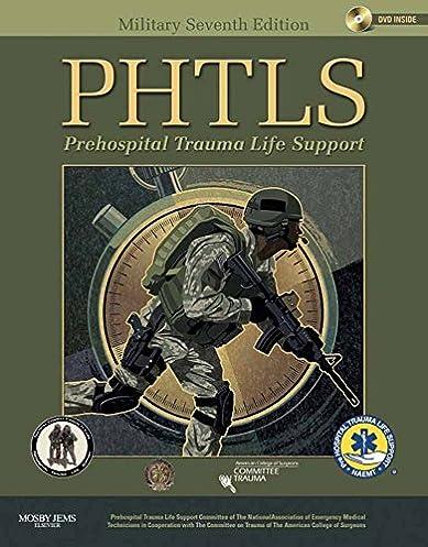 phtls prehospital trauma life support military edition rh amazon com Phtls Online Phtls Algorithm