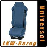 LKW Airtech X-Type Sitzbezug Schonbezug blau, Details siehe Artikelbeschreibung