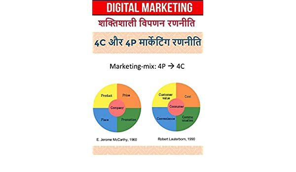 4C और 4P मार्केटिंग रणनीति, जानिए?: POWERFUL MARKETING STRATEGY 4C AND 4P MARKETING STRATEGY, KNOW? (Hindi Edition) eBook: Lalit ...