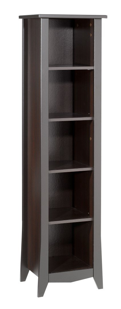 Elegance Bookcase 200217 from Nexera - Espresso
