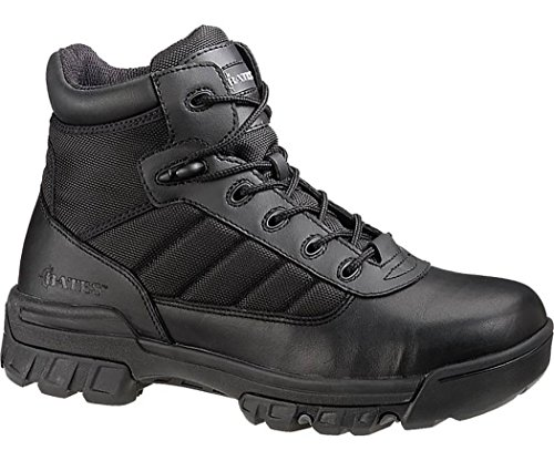 Bates Men's Enforcer 5 Inch Nylon Leather Uniform Boot, Black, 11 M (Uniform Outlet Store)